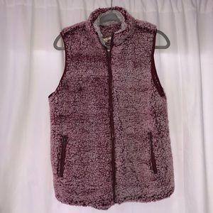 Francesca's (Miami) Fleece Vest